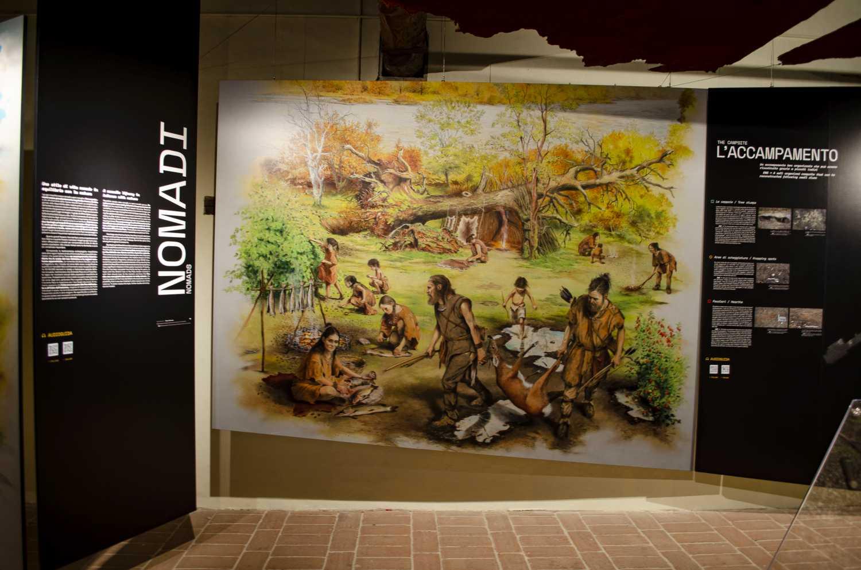 Attorno al Fuoco 10.000 anni fa